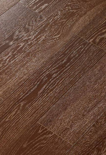 Brushed Stain 3 Ply Engineered Wood Flooring